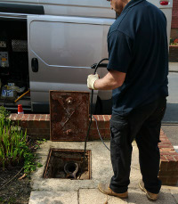 Drain clearance in Sevenoaks and Sundridge